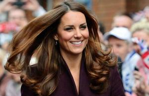 5 times we fell in love with Kate Middleton's hair