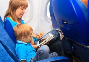 5 ways to protect your kids ears when travelling by plane