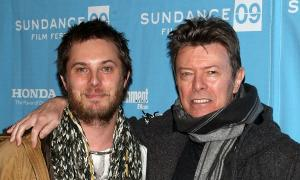 Duncan Jones welcomes first child EXACTLY six months after dad David Bowie's death