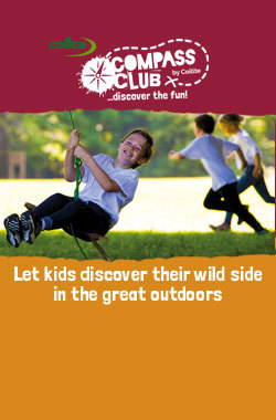 Book a place for your child at Compass Club
