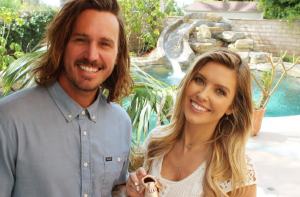 We are beyond in love: Audrina Patridge introduces daughter Kirra to the world