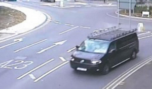 British police hunt for 'black van' amid fears little boy has been abducted