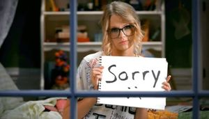 Dear other parents... I'm sorry
