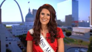 Luck of the Irish! Meet the first ever openly gay Miss America contestant