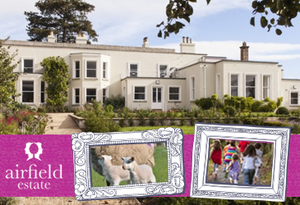 Win a family pass to Airfield