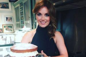 It looks like Geri Halliwell will be replacing Sue Parker on Bake-Off