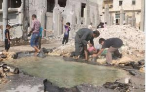 A living nightmare 96 children killed in Aleppo since last FRIDAY