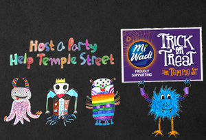 This Halloween host a party for your little monsters