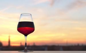 A compound found in RED WINE could boost your chances of conceiving