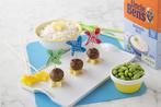 Teriyaki Pork & Pineapple Stars with Coconut Rice