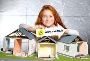 Radon gas can seriously damage your familys health.