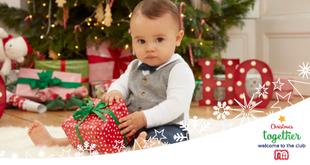 Win a €150 Mothercare voucher.