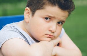 'I felt awful': Boy, 9, told to 'lay off hamburgers and fries' by SANTA