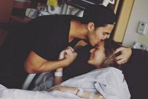 '8.6lb blessing': Spy Kids' Alexa PenaVega gives birth to her first child