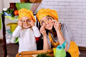 Delish: Six tasty meals to make with your kids