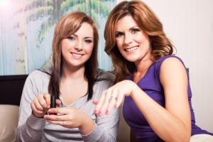 Best friends! 5 pampering mother - daughter bonding ideas youll both LOVE