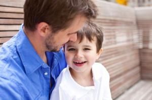 50pc of working fathers would take a demotion to spend more time with their children