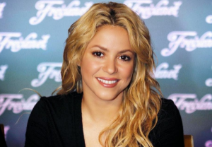 Shakira is calling on world leaders and businesses to support new parents