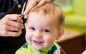 Haircut hell: How to ensure their first trip to the salon goes well