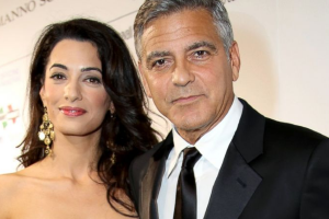Confirmed: George and Amal Clooney are reportedly expecting twins
