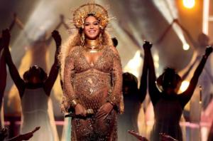 Beyoncé and her beautiful BUMP were the real winners at The Grammys last night