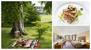 Win a luxurious weekend away in the four star Bloomfield Hotel
