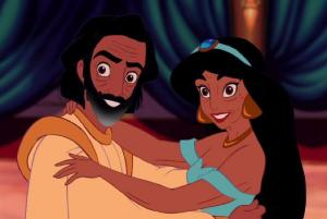 If Disney characters grew old together, this is what they would look like