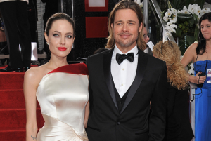 We are a family! Angelina Jolie has spoken out about her split from Brad Pitt
