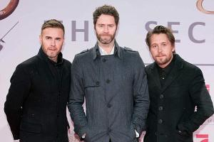 'We are over the Pluto': Take That star Howard Donald welcomes his fourth child