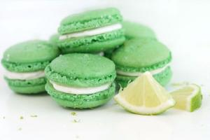 Margarita MACARONS? You need this delicious recipe in your life
