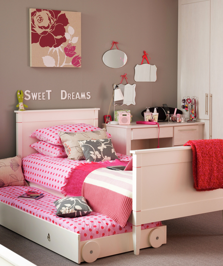 Great Ideas For A Shared Kid's Bedroom